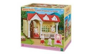 Sylvanian Families Sweet Raspberry Home Spielset Sweet Raspberry Home Ist Die Idee Ebay