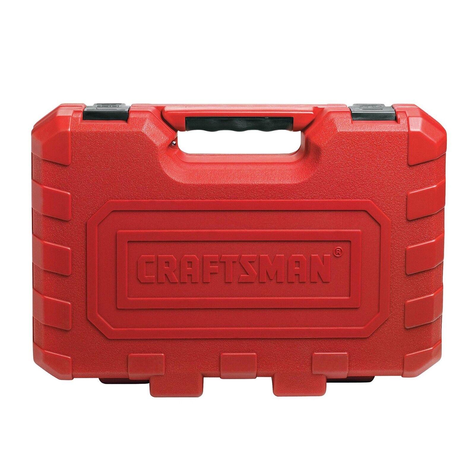 Craftsman 56pc. Universal Mechanic's Tool Set