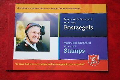 Niederlande Prestige Markenheft Pp16 Leger Des Heils Heilsarmee Mnh ** Europa Briefmarken