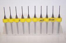 10 New 070mm 0276 Printed Circuit Board Drills Pcb 1000276400
