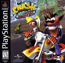 Crash Bandicoot 3 Warped - PS1 PS2 Playstation Game Complete