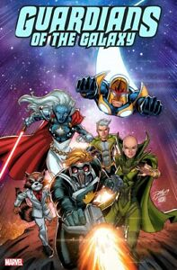 Guardians-of-the-Galaxy-1-LGY-163-Lim-Variant-NM-1st-Print-Marvel-Comics