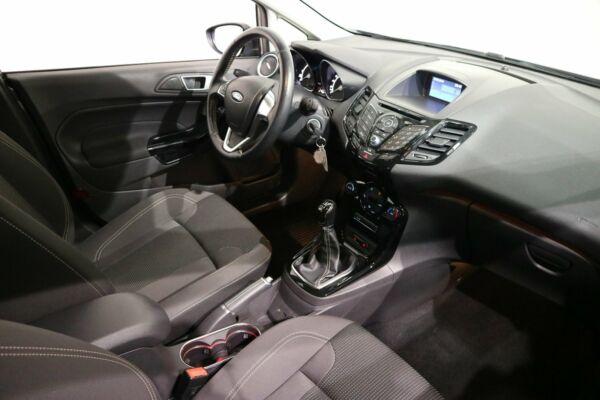 Ford Fiesta 1,5 TDCi 75 Titanium - billede 5