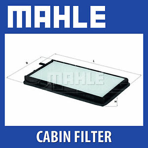 Mahle-Pollen-Air-Filter-For-Cabin-Filter-LA80-Fits-BMW-3-Series-E36