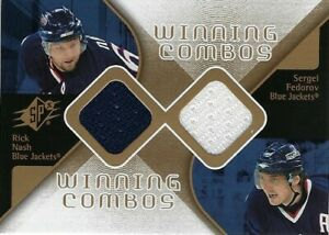 2006-07-SPX-WINNING-COMBOS-DARRYL-RICK-NASH-amp-SERGEI-FEDOROV-WC-NF