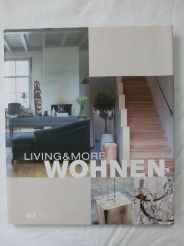 1 von 1 - Living & More Wohnen Buch
