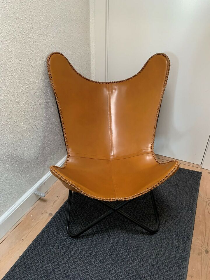 Læderlænestol, læder, Imerco – dba.dk – Køb og Salg af Nyt