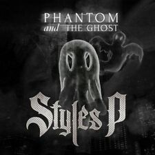 Styles P - Phantom of the Ghost [New CD]
