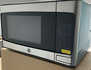 GE 1.1 Cu Ft Countertop Stainless Steel Microwave Oven 950 Watts JES1145SHSS