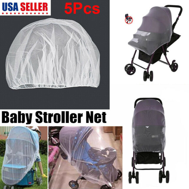 Strange 5Pack Baby Mosquito Net For Stroller Car Seat Infant Bug Protection Insect Cover Ocoug Best Dining Table And Chair Ideas Images Ocougorg