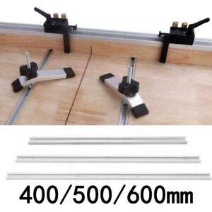 UK-Aluminium-400-500-600mm-T-Track-T-Slot-Slider-Miter-Jig-Tool-For-Woodworking