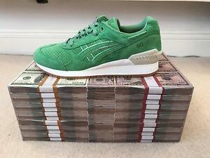 ASICS GEL respector x concetti LA COCA Money Box da collezione UK 9/US 9.5