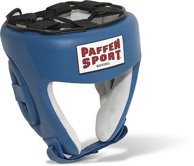 Bello Paffen Sport Contest Testa Protezione. Box. Kick Boxe, Mma, Muay Thai. S-xl. Blu-
