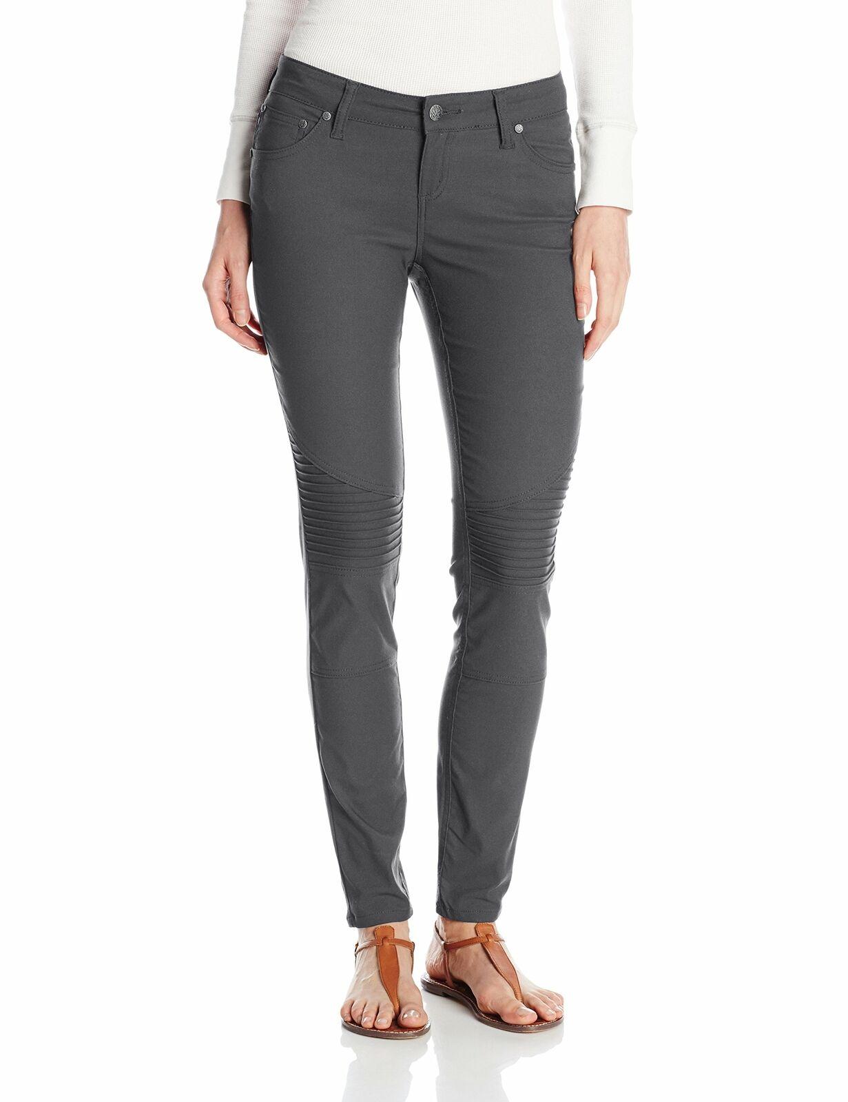 Femme prAna Brenna Pantalon, Taille 0, Charbon-Choisir Taille couleur