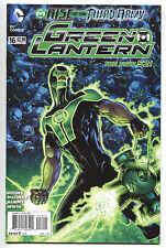 Green Lantern 16 4th DC 2013 NM New 52 Combo Pack Variant Simon Baz