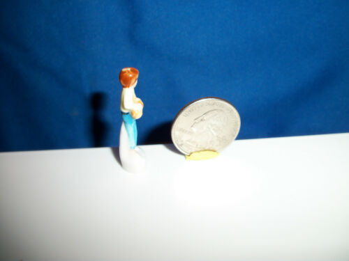 LITTLE THUMBLING Petit Poucet HOP-O/'-MY-THUMB Figure FAIRY TALES Porcelain FEVES