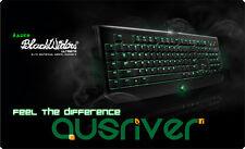 Razer Lycosa Game Gaming USB Desktop PC Expert Backlight Illuminated Keyboard