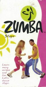 Zumba-Steps-VHS-Learn-Unique-amp-Fun-Latin-Dance-Steps-2002-Fitness-Quest