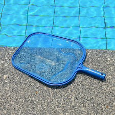Professional Leaf Rake Mesh Frame Net Skimmer Cleaner Swimming Pool Spa Tool USA
