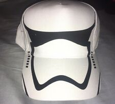 STAR WARS EPISODE VII THE FORCE AWAKENS STORMTROOPER SNAPBACK HAT CAP Disney