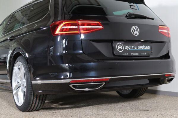 VW Passat 2,0 TDi 150 R-line Variant DSG - billede 4