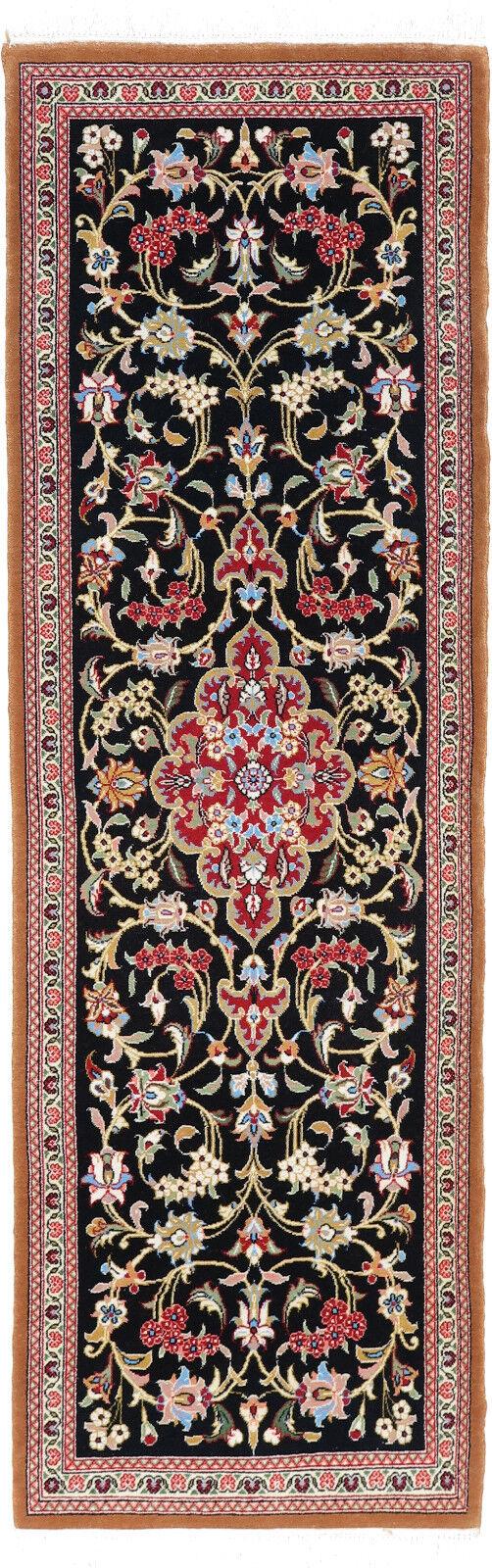 Ghom Teppich Orientteppich Rug Carpet Tapis Tapijt Tappeto Tappeto Tappeto Alfombra Art Runner 509fe2