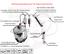 Destille-Destillieranlage-Destilliergerat-Schnellkochtopf-5-7-9-12-15-17L-GRATIS miniatuur 2
