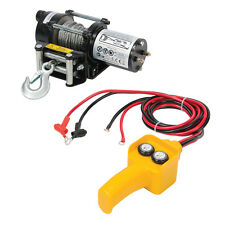 DIY 12V Electric Winch 2000lb  Power Tools Bench Top