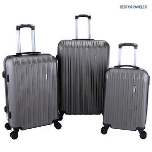 Set-of-3-Luggage-Set-Travel-Bag-Trolley-Spinner-Carry-On-Suitcase-20-034-24-034-28-034