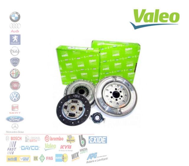 Set Embrague Volante Fiat Bravo 1 Punto 188 Stilo Multipla 1.9 JTD Valeo 837039
