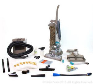 Reconditioned-Kirby-Sentria-2-ll-G10-Vacuum-with-new-tools-turbo-brush-bags-5-YR