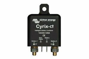 Coupleur-de-batteries-intelligent-Victron-Energy-Cyrix-ct-12-24V-120A