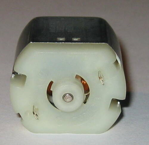 Mabuchi FK-260 Motor 12 to 24 VDC 4630 RPM 12 VDC
