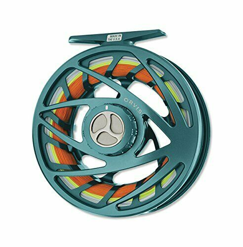 Orvis Mirage Tamaño V Fly Reel-Color  Libélula