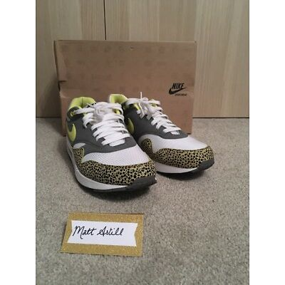 Nike Air Max 1 Brown Kelp Eur43 US95 Rare Top OG Box