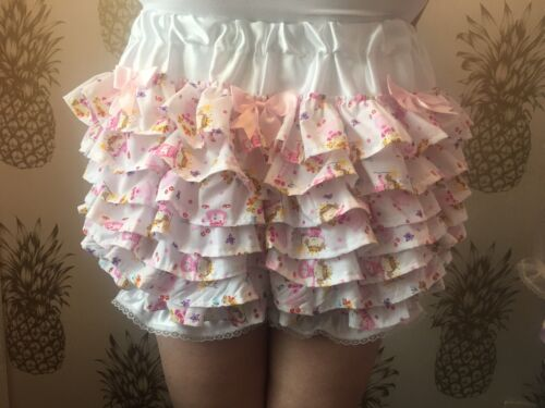 ADULT BABY FETISH FRILLY BLOOMERS CD//TV MADE TO MEASURE SISSY MAID