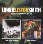 A Song for the Children/Exotic Mysteries by Lonnie Liston Smith (CD, Jan-2009, Cherry Red)