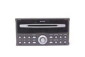Sony-CDX-FS132-CD-MP3-Autoradio-Ford-Focus-S-Max-Fiesta-Galaxy-5S7T-18C815-BG