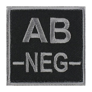 ECUSSON-PATCH-GROUPE-SANGUIN-AB-AB-NEG-AB-NEGATIF-avec-DOS-AUTO-AGRIPPANT