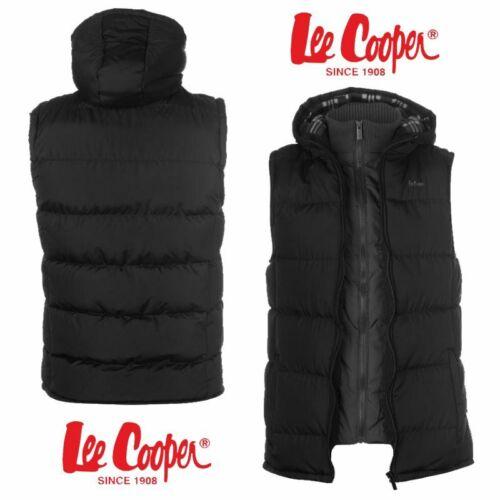 Cooper Doudoune Blouson Lee À Manche Sans Homme Capuche wRqxqTvX