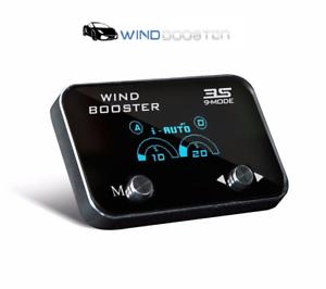 Toyota FJ Cruiser Windbooster 9-MODE 3s Throttle Controller UltraThin