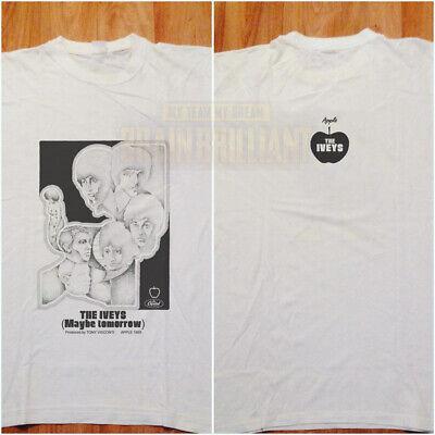 Vintage THE IVEYS Maybe Tomorrow 1969 Psychedelic pop Reprint shirt Gildan S-3XL
