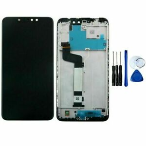 For-Xiaomi-Redmi-Note-6-Pro-LCD-Display-Touch-Screen-Digitizer-Replacement-Frame