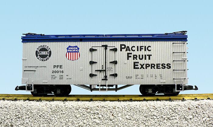 USA Trains Escala G R16005A-D hierba pfe Sp Up elección de la nueva versión Rd
