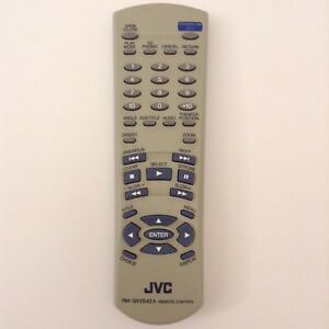 JVC-REMOTE-CONTROL-RM-SXVS42A-FOR-DVD-PLAYER