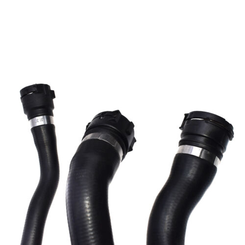 3PCS Upper+Lower Radiator Water Hoses For BMW E46 323i 328i 330xi 17127510952