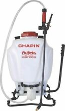 NEW CHAPIN 61800 USA MADE 4 GALLON BACKPACK GARDEN SPRAYER PRO SERIES SALE