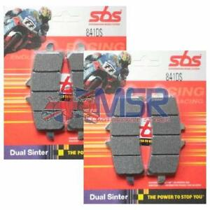 SBS-841DS-Dual-Sinter-Race-Pads