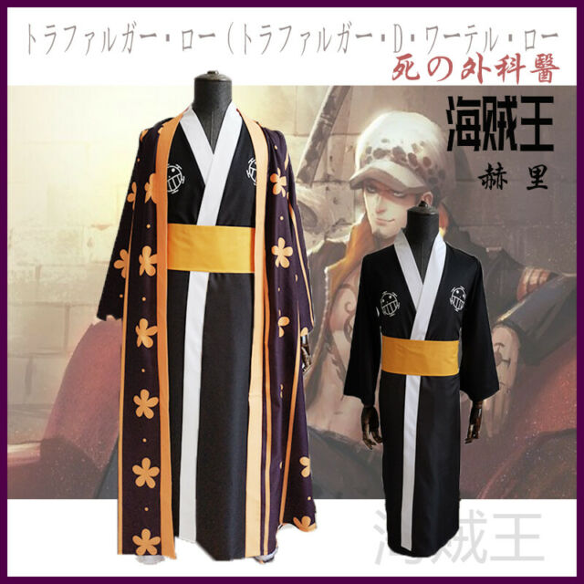 Customize One Piece Wano Country Arc Roronoa Zoro Yukata Cosplay Costume Outfit
