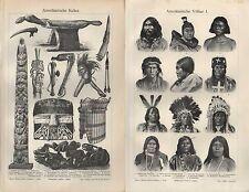 Mykene Kunstperiode Goldener Becher FARBDRUCK von 1906 Mykenische Kultur